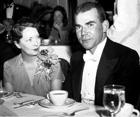 Маргарет Митчелл с мужем Джоном Маршем