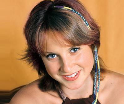 Ирина Слуцкая в молодости