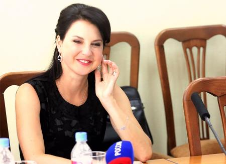 Ирина Слуцкая депутат ГосДумы