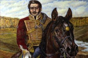 Денис Давыдов - биография, герой войны 1812 года, фото, личная жизнь поэта - партизана