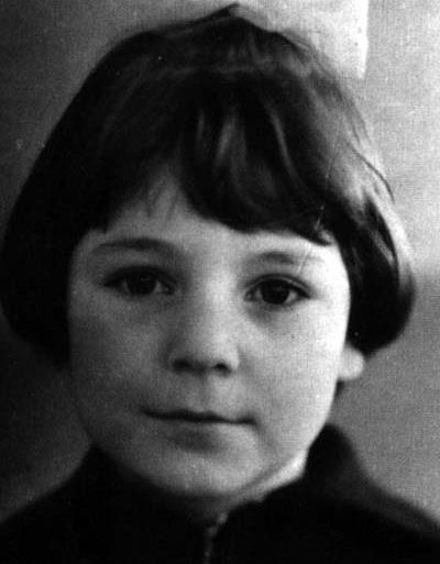 Жанна в детстве