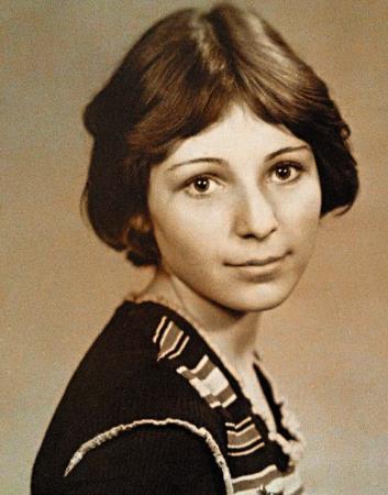 Жанна Агузарова в юности