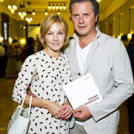 Алена Бабенко и Эдуард Субоч