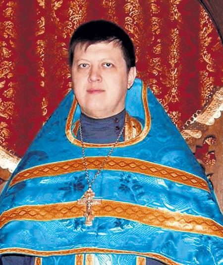 Батюшка Дионисий (Денис Золотухин)