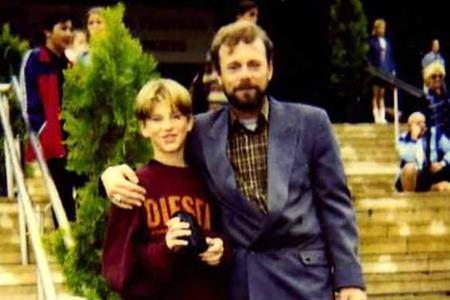 Николай Гнатюк с сыном