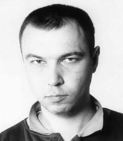 Виктор Пелевин в молодости