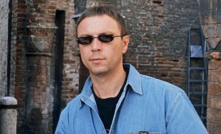 Писатель Виктор Пелевин