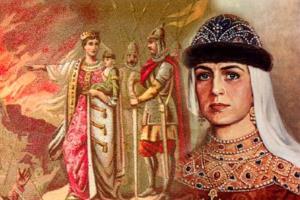 Княгиня Ольга - биография, фото, святая, равноапостольная, личная жизнь княгини