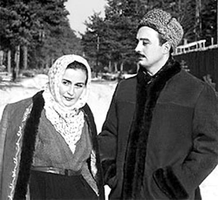 После ареста Берии Нина и сын Серго находились в заключении до конца 1954 г.