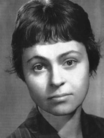 Кира Муратова в молодости
