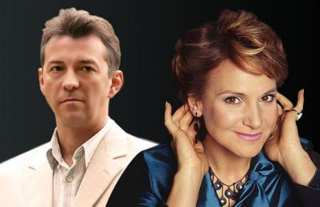 Людмила Артемьева и Николай Добрынин