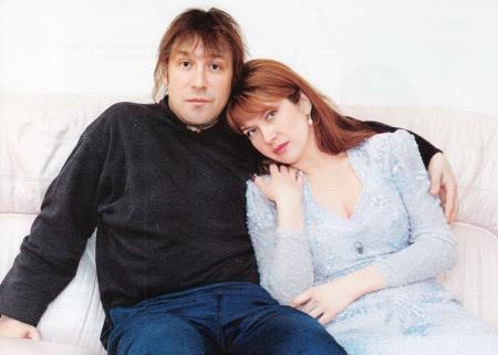 Вера Сотникова и Владимир Кузьмин