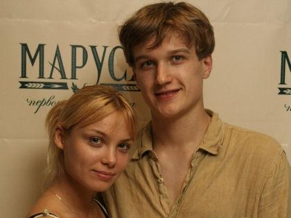 Анатолий Руденко с Татьяной Арнтгольц