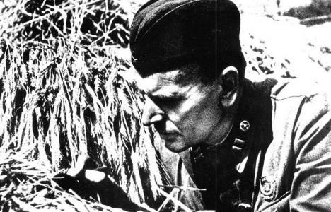 Константин Паустовский на южном фронте