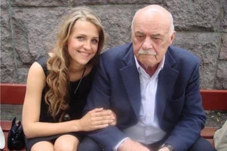 Елена Дудина со Станиславом Говорухиным