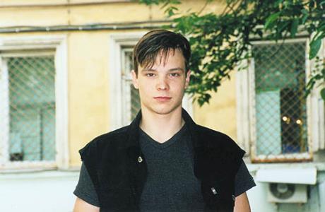 Алексей Чадов в юности
