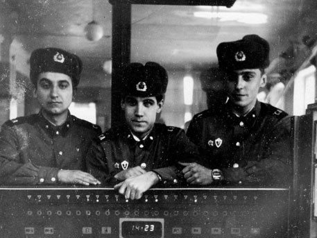 Алексей Пиманов в Армии. Фото из личного архива А.Пиманова
