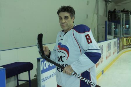 Алексей Пиманов в хоккее