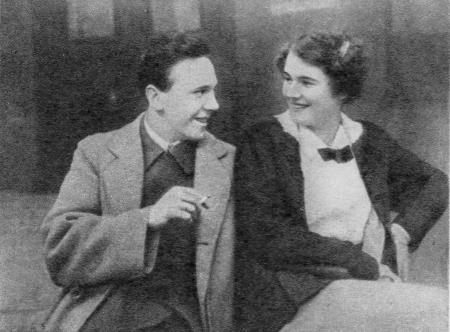Ольга и Михаил Чеховы
