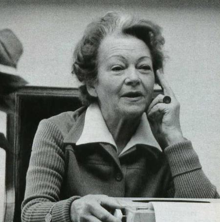 Ольга Чехова, 1977 год