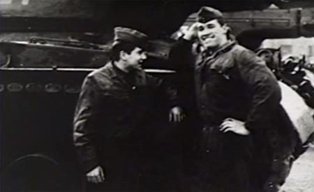 Арнольд Шварценеггер на службе в Армии