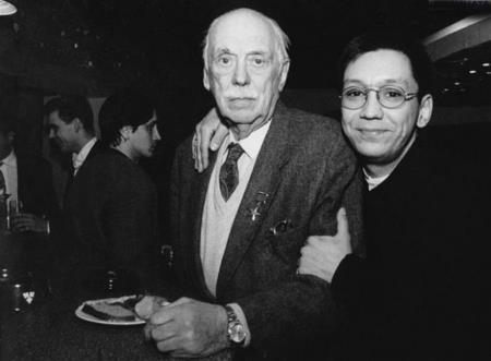 Егор Кончаловский и Сергей Михалков