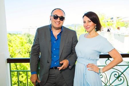 Алика Смехова и Георгий Беджамов