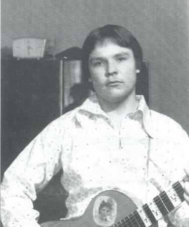Михаил Круг (Воробьев) в юности