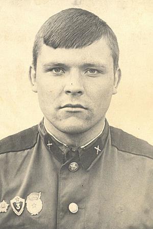 Михаил Круг в годы службы в Армии