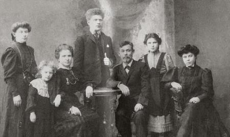 Семья Изабеллы Юрьевой