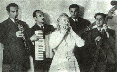 Певица Юрьева