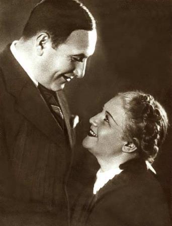 Изабелла Юрьева с мужем