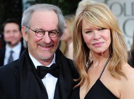 Стивен с женой Кейт