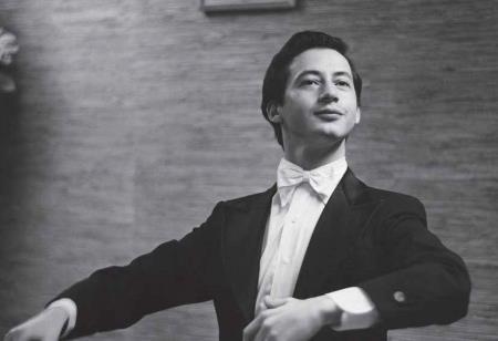 Владимир Спиваков в молодости
