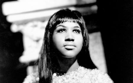 Арета Франклин в молодости, 1965 год