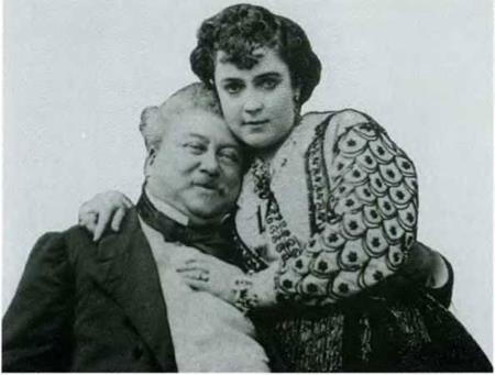 Дюма и Ада Менкен