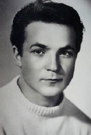 Николай Губенко в молодости