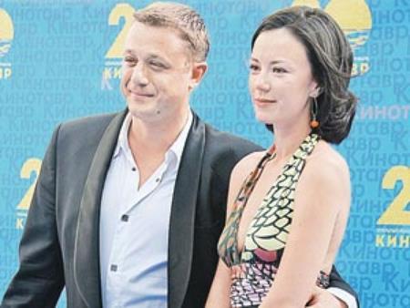 Алексей Макаров с Марией Сперанской
