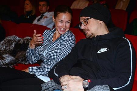 Алексей Макаров и Ольга Филиппова