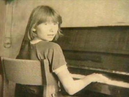 Диана Арбенина в молодости
