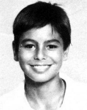 Хулио в детстве