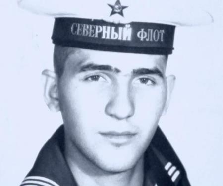 Сергей Пускепалис служил на флоте
