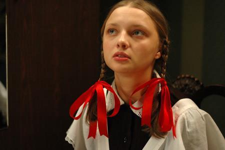 Екатерина Вилкова в молодости