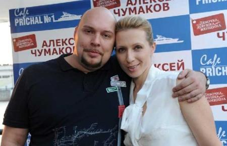 Яна Чурикова и Денис Лазарев