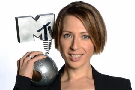 Яна Чурикова - генеральный директор музыкального канала MTV
