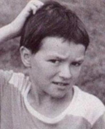 Егор в детстве