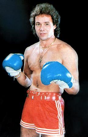 Михаил Муромов в молодости занимался боксом