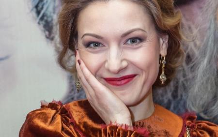 Ольга Красько сегодня