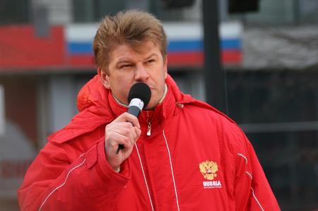 Дмитрий Губерниев спортивный комментатор