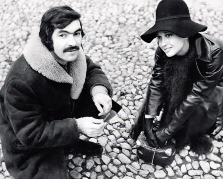 Ирина с первым мужем